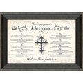 Ten Commandments For Marriage - Christian Wall Decor