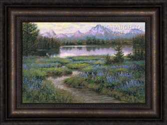 Teton Majesty by Jon McNaughton - 12 Options Available