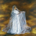 The Angel by Akiane Kramarik - 6 Unframed Options