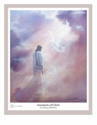 The Ascension 2 by Danny Hahlbohm - 6 Unframed Options