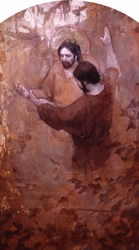The Baptism Of Christ by J. Kirk Richards - 5 Selections Available