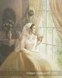 The Bride of Christ by William Hallmark - 2 Options Available