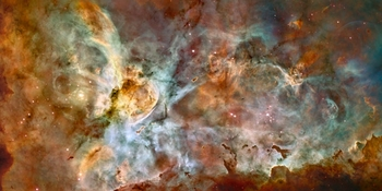 The Carina Nebula: Star Birth - 2 Options Available