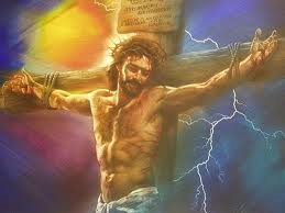 The Crucifixion by Nathan Greene - Unframed Christian Art