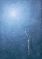 The Dancer by Kate Austin - Signed Giclee
