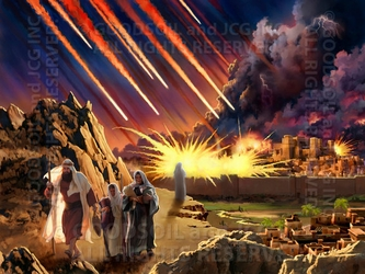 The Destruction Of Sodom - 13 Selections Available