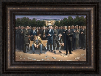 The Forgotten Man by Jon McNaughton - 19 Options Available