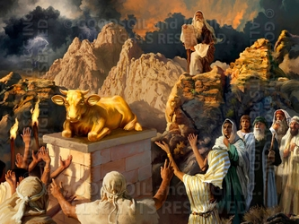 The Golden Calf Rebellion - 13 Selections Available