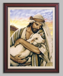 The Good Shepherd by Darrel Tank - 6 Framed & Unframed Options