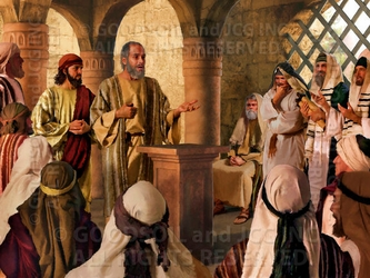 The Jerusalem Council - 13 Selections Available