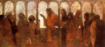 The Last Supper by J. Kirk Richards - 6 Selections Available