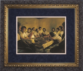 The Last Supper by Jason Jenicke - 3 Framed Options