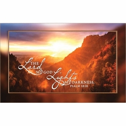 The Lord My God - Christian Home & Wall Decor