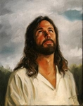 The Lord's Prayer by Stephen S. Sawyer - 12 Unframed Options
