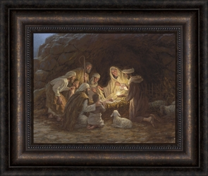 The Nativity by Jon McNaughton - 6 Options Available