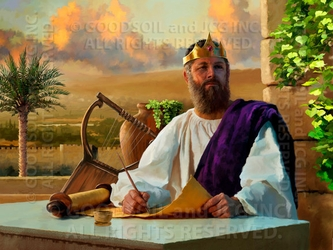 The Psalms Of King David - 13 Selections Available