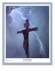The Question by Danny Hahlbohm - 5 Unframed Options