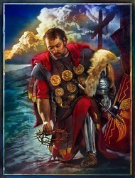 The Roman Centurion by Nathan Greene - 3 Options Available