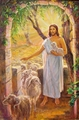 The Sheep Gate  - Christian Art - 2 Unframed Options