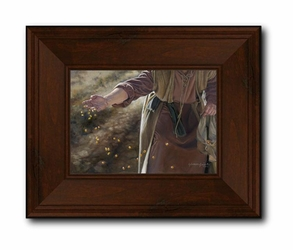 The Sower by Liz Lemon Swindle - Framed or Unframed