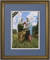 The Visitation II (Matted) by Jason Jenicke - 2 Framed Options