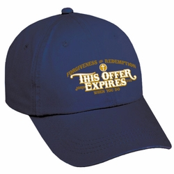 This Offer Expires Christian Cap