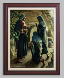 Three Marys at the Tomb - 6 Framed & Unframed Options