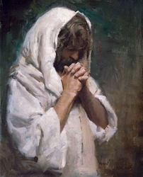 Thy Will Be Done by Morgan Weistling - 2 Unframed Options