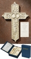 Tomaso Wedding Gift Cross Christian Wall Decor