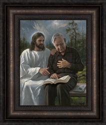 Touched by the Scriptures by Jon McNaughton - 10 Options Available