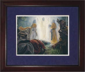 Transfiguration (Matted) by Jason Jenicke - 2 Framed Options