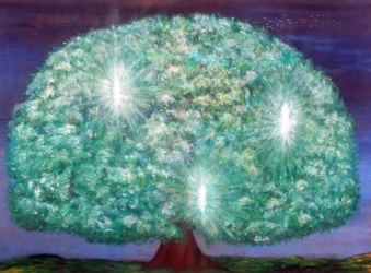 Tree of Life by Kate Austin - Signed Giclee