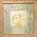 Trust in the Lord BROCADE FREESIA Christian Floral Art