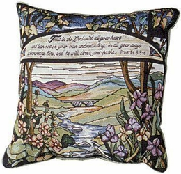 Trust in the Lord Pillow