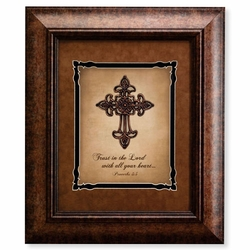 Trust In The Lord Wall Decor
