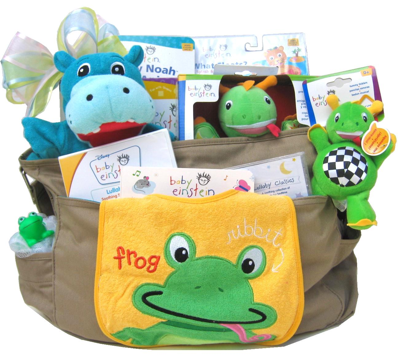 Ultra Baby Einstein Gift Basket Lordsart