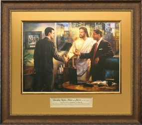Unending Riches Framed Christian Art