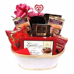 Thinking of You Gift Basket for Women