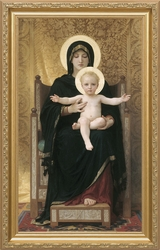 Virgin and Child by William Adolphe Bouguereau - 11 Framed Options