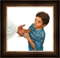 What Happened To Your Hand? (Boy) by Lars Justinen - 28 Options Available