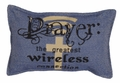 Wireless Prayer Tapestry Pillow