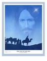 Wise Men Still Seek Him by Danny Hahlbohm - Unframed Christian Art