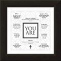 You Are Framed Home Decor
