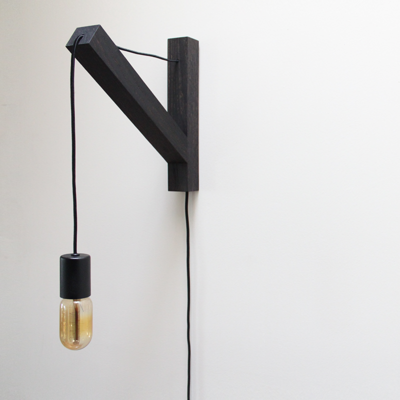 Wall Bracket For Light : District17: Bracket Wall Lamp: Wall Sconces