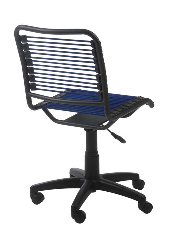 District17: Bungie Low Back Office Chair in Blue and ...