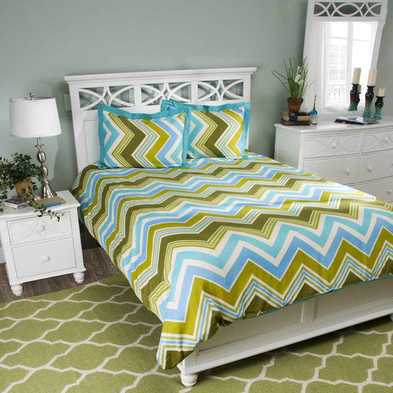 District17 hippie chic teal bedding set bedding sets Teal bedding sets