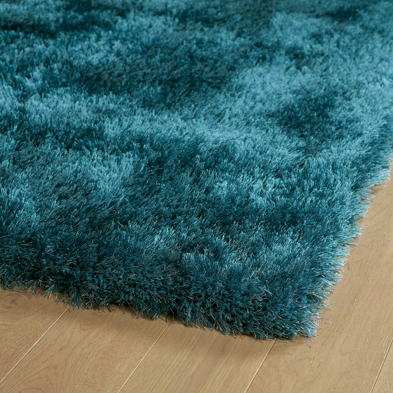 district17 teal posh shag rug shag rugs solid rugs