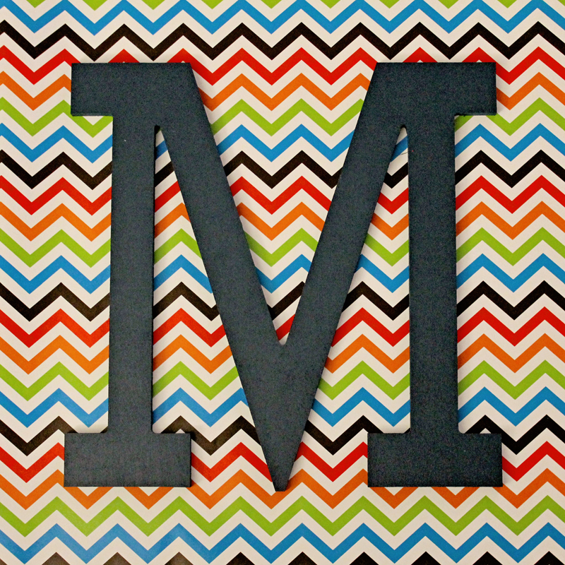 District17: Wood Block Wall Letter: Wall Letters,Personalized Art