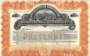 Studebaker Brothers Manufacturing Co Stock 19__