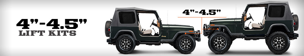 jeep wrangler 4 inch lift car interior design. Black Bedroom Furniture Sets. Home Design Ideas